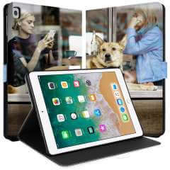Tablethoesje met standaard Apple iPad 9.7 (2018) met eigen foto