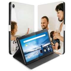 Tablethoesje met standaard Lenovo Tablet M10 met eigen foto