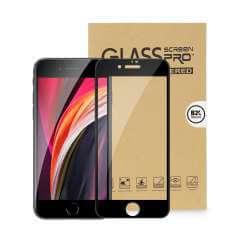Tempered Glass iPhone SE 2020 Screen Protector Glas Volledige Dekking