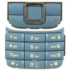 Toetsenbord Nokia 6111 Set Latin Sky Blue Origineel