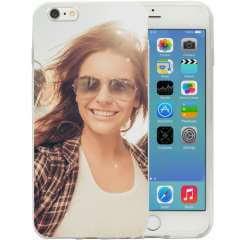 TPU Hoesje Apple iPhone 6 Plus | 6s Plus met eigen foto