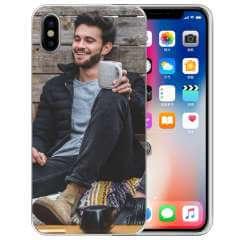 TPU Hoesje Apple iPhone X | Xs met eigen foto