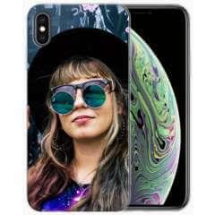 TPU Hoesje Apple iPhone Xs Max met eigen foto
