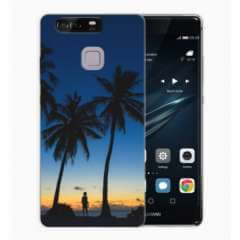 TPU Hoesje Huawei Ascend P9 met eigen foto