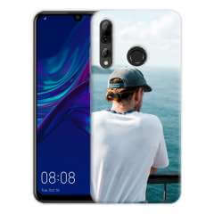 TPU Hoesje Huawei P Smart Plus (2019) met eigen foto