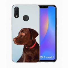 TPU Hoesje Huawei P Smart Plus met eigen foto