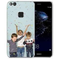 TPU Hoesje Huawei P10 Lite met eigen foto