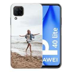 TPU Hoesje Huawei P40 Lite met eigen foto
