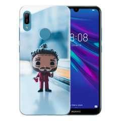 TPU Hoesje Huawei Y6 2019 | Y6 Pro 2019 met eigen foto