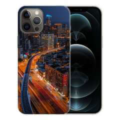 TPU Hoesje iPhone 12 Pro Max met eigen foto