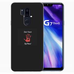 TPU Hoesje LG G7 Thinq met eigen foto