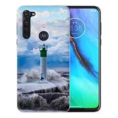 TPU Hoesje Motorola Moto G Stylus met eigen foto