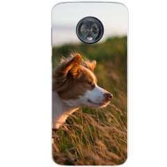 TPU Hoesje Motorola Moto G6 met eigen foto