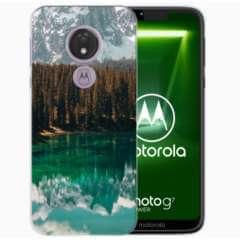 TPU Hoesje Motorola Moto G7 Power met eigen foto