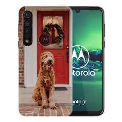 TPU Hoesje Motorola Moto G8 Plus met eigen foto
