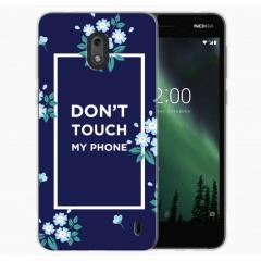 TPU Hoesje Nokia 2 met eigen foto