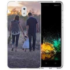 TPU Hoesje Nokia 3 met eigen foto