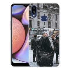 TPU Hoesje Samsung Galaxy A10s met eigen foto
