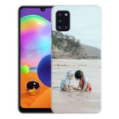 TPU Hoesje Samsung Galaxy A31 met eigen foto