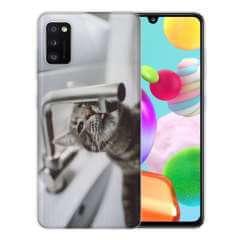 TPU Hoesje Samsung Galaxy A41 met eigen foto