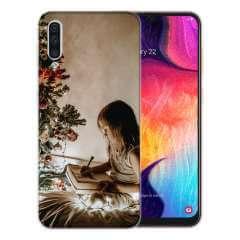 TPU Hoesje Samsung Galaxy A50 met eigen foto