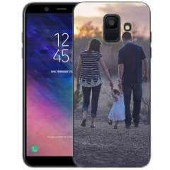 TPU Hoesje Samsung Galaxy A6 (2018) met eigen foto