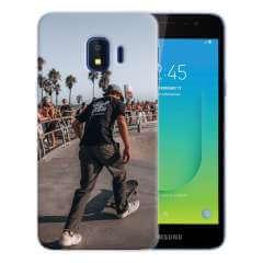 TPU Hoesje Samsung Galaxy J2 Core met eigen foto