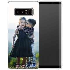 TPU Hoesje Samsung Galaxy Note 8 met eigen foto