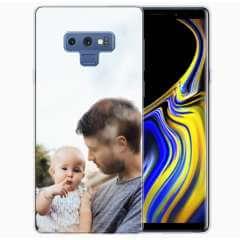 TPU Hoesje Samsung Galaxy Note 9 met eigen foto