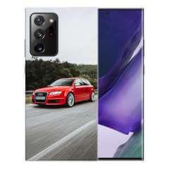 TPU Hoesje Samsung Galaxy Note20 Ultra met eigen foto