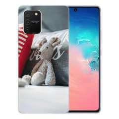 TPU Hoesje Samsung Galaxy S10 Lite met eigen foto