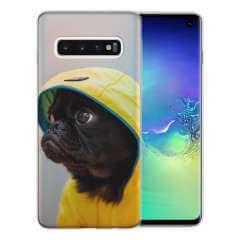 TPU Hoesje Samsung Galaxy S10 met eigen foto
