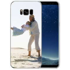 TPU Hoesje Samsung Galaxy S8 Plus met eigen foto