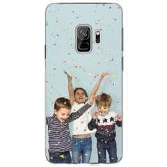 TPU Hoesje Samsung Galaxy S9 met eigen foto