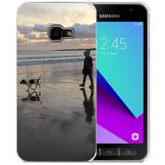 TPU Hoesje Samsung Galaxy Xcover 4   Xcover 4s met eigen foto