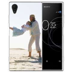 TPU Hoesje Sony Xperia XA1 Plus met eigen foto