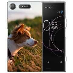 TPU Hoesje Sony Xperia XZ1 met eigen foto