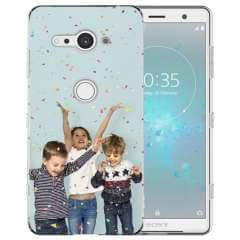 TPU Hoesje Sony Xperia XZ2 Compact met eigen foto
