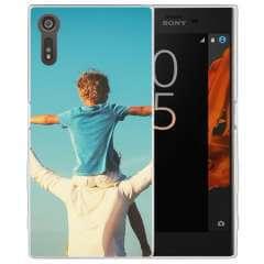TPU Hoesje Sony Xperia XZs | XZ met eigen foto