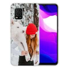 TPU Hoesje Xiaomi Mi 10 Lite met eigen foto