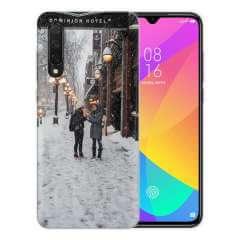 TPU Hoesje Xiaomi Mi 9 Lite met eigen foto