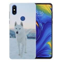 TPU Hoesje Xiaomi Mi Mix 3 met eigen foto