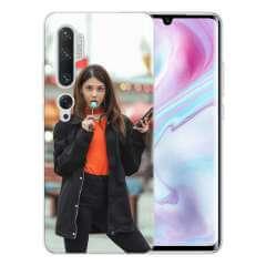 TPU Hoesje Xiaomi Mi Note 10 Pro met eigen foto