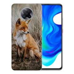 TPU Hoesje Xiaomi Poco F2 Pro met eigen foto