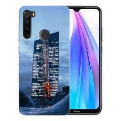 TPU Hoesje Xiaomi Redmi Note 8T met eigen foto