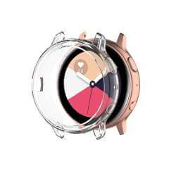 TPU Siliconen Cover Samsung Galaxy Watch Active2 40mm Transparant