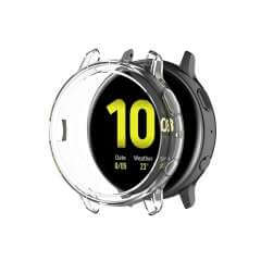 TPU Siliconen Cover Samsung Galaxy Watch Active2 44mm Transparant