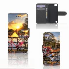Boekhoesje Apple iPod Touch 5 | 6 | iPod (2019) met eigen foto