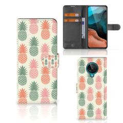 Xiaomi Poco F2 Pro Book Cover Ananas