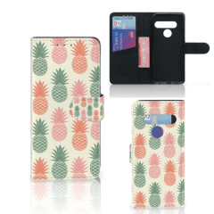 LG G8s Thinq Book Cover Ananas